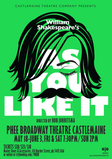 castlemaine theatre company as you like it
